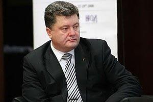 Порошенко восстановит улицу Грушевского в Киеве в случае победы протестующих