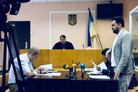 Суд виправдав голову Держкіно у справі про виплату премій кузині