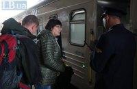 """УЗ откроет продажу билетов на """"новогодние"""" поезда на следующей неделе"""