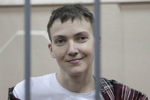 У Росії розповіли, що Савченко завтра привезуть до Ростова