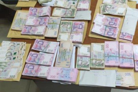 """В отделении банка в Одесской области обнаружили """"черную"""" кассу для подкупа на выборах"""