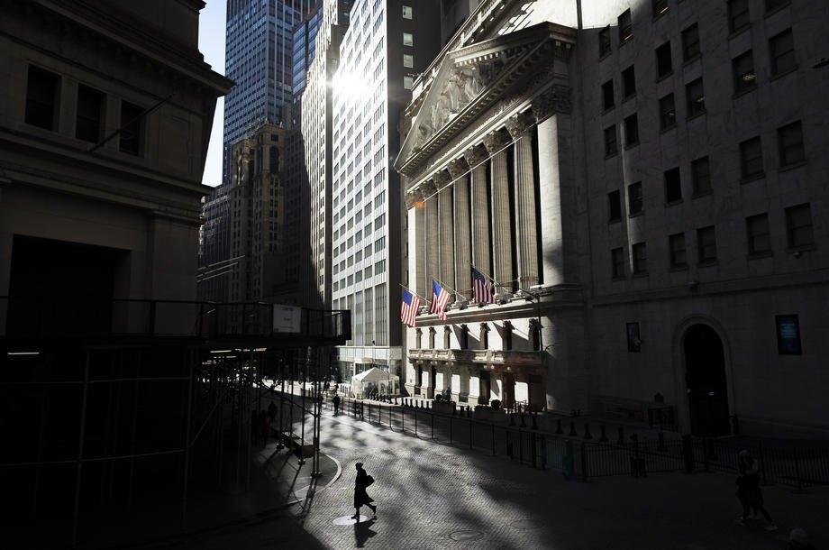 Нью-Йоркская фондовая биржа, 6 января 2021 г.