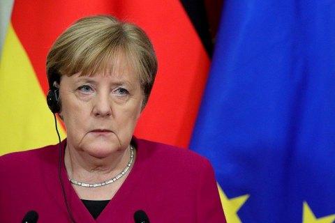 """Меркель: """"Северный поток - 2"""" нужно достроить"""