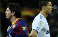 Месси впервые включил Роналду в Топ-3 лучших игроков, Роналду аргентинца проигнорировал
