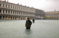 Из-за ливней 70% Венеции оказалось под водой