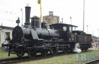 Виставка локомотивів у Кошице