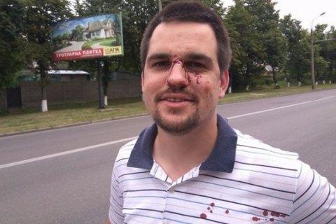 Бійця АТО жорстоко побили уЛуцьку: з'явились фото
