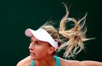 Цуренко вышла в четвертьфинал теннисного турнира в Индиан-Уэллсе