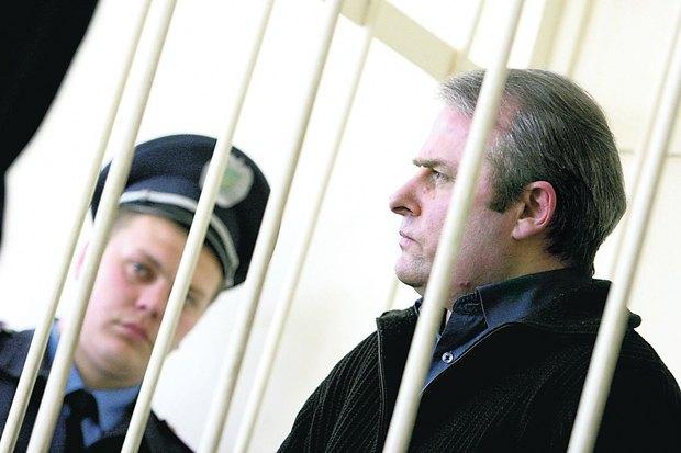 Віктор Лозінський під час засідання суду