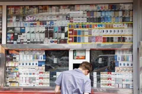 МОЗ запропонувало заборонити ароматизовані тютюнові вироби і врегулювати продаж електронних цигарок