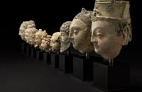 Британский музей вернет в Афганистан буддистские головы, украденные во время Афганской войны