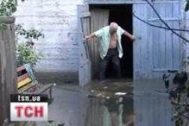 Сильный ливень затопил Днепропетровск – есть жертвы!