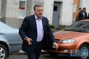 Мирный план Порошенко провалился, - Гриценко