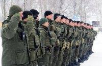 Нацгвардия отправила бойцов в Олевск для борьбы с незаконной добычей янтаря