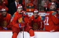 Капітан молодіжної збірної Росії з хокею від злості викинув свій шолом на післяматчевому нагородженні
