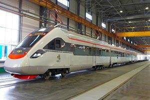 Держава купила у Крюківського заводу два швидкісні потяги