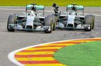"""""""Формула-1"""" виписала """"Мерседесу"""" найбільший в історії вступний внесок"""