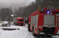 На Закарпатье непогода обесточила 40 населенных пунктов