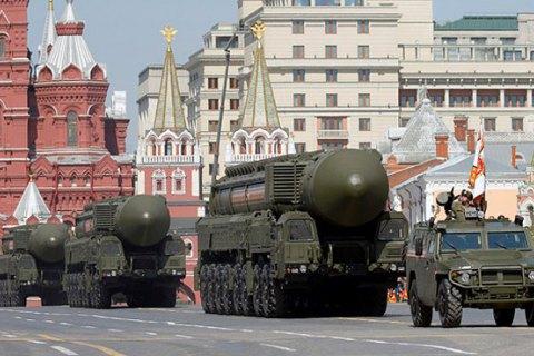 Європарламент стурбований погрозами Росії використати ядерну зброю