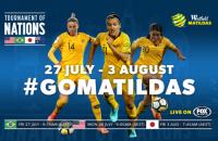 Футболистка сборной Австралии показала пример Неймару, как нужно держать на поле удар