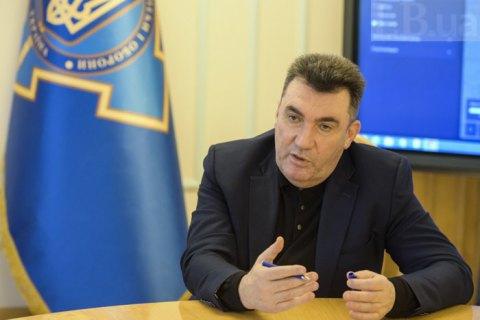 Олексій Данілов: «Чи буде загострення, залежить тільки від Путіна»