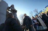 В Киеве открыли памятник украинской поэтессе Телиге