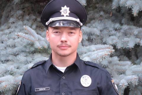 Керівником львівського патруля став 26-річний молодший сержант
