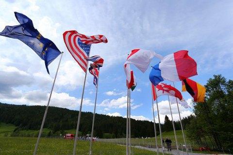 Голови МЗС G7 закликали до мирного врегулювання конфлікту на Донбасі