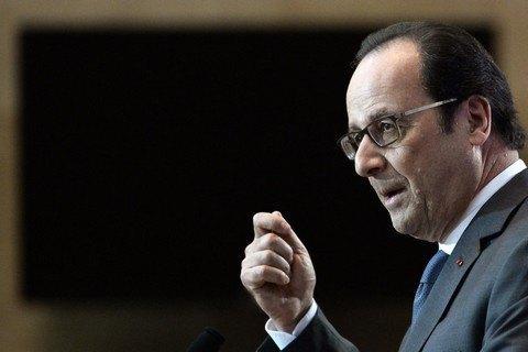 Олланд: Росія не виконує зобов'язань щодо Алеппо