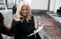Таисия Повалий вернулась в Киев, - СМИ