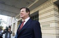 """Суд підтвердив, що Манафорт брехав """"російському розслідуванню"""""""