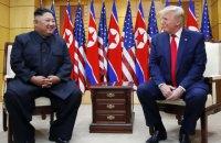 Трамп запропонував Кім Чен Ину відвідати Вашингтон