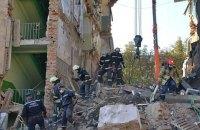 Під завалами в Дрогобичі знайшли тіла восьми загиблих, серед них була одна дитина