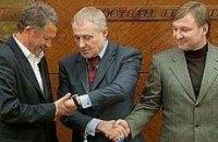 В украинский футбол пришла тандемократия