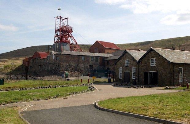 Big Pit: Національний музей вугілля в Уельсі
