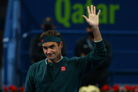 Федерер выиграл первый официальный матч после 14-месячного перерыва