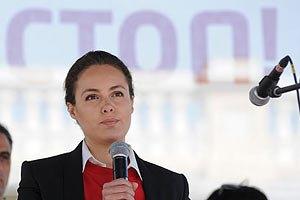 """Королевская: """"До Яценюка у власти просто еще руки не дошли…"""""""