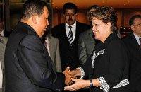 Венесуела з Бразилією можуть почати взаємовигідну торгівлю, - Чавес