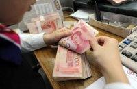 Украина сможет платить за китайские товары в юанях