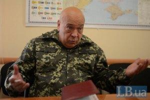 Москаль требует отменить выборы в Луганске