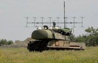 Зенитные ракетные войска ВСУ отрабатывают прикрытие важных государственных объектов