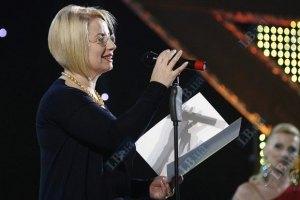 Герман провела репетицию для студентов перед встречей с Януковичем