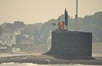 Зі зниклого в Атлантиці підводного човна намагалися зателефонувати 7 разів