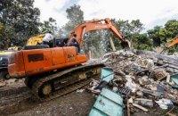 В Индонезии повторились подземные толчки