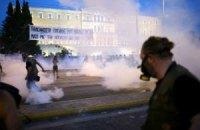В Греции вспыхнули уличные бои после убийства антифашиста