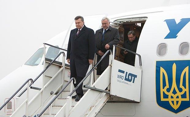 Обслуживание президентского самолета ежедневно обходится Украине в 1,7 млн. гривен