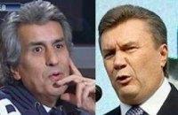 "Гимн для Януковича ""сплагиатили"" у Тото Кутуньо"