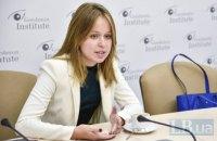 Нардеп Ясько пояснила, почему училась в Москве и о чем общалась с Собчак