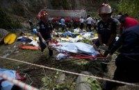 При аварии автобуса в Гватемале погибли 43 человека