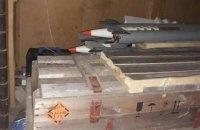 Одессит хранил в гараже ракеты для разгона градовых туч